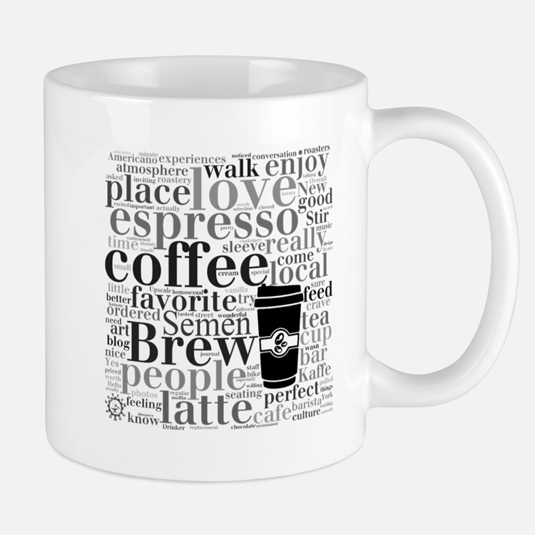 Secret Ingredient Coffee Mug