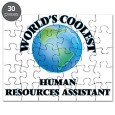 Human Resources Assistant Puzzle