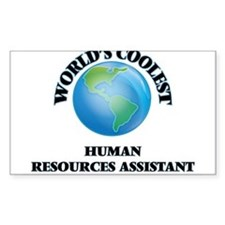 Human Resources Assistant Decal