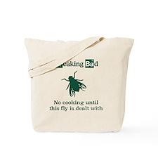 Breaking Bad fly Tote Bag
