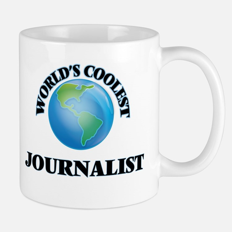 Journalist Mugs