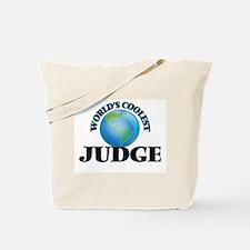 Judge Tote Bag