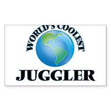 Juggler Decal