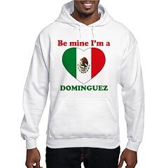 Dominguez, Valentine's Day Hoodie