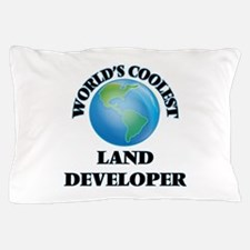 Land Developer Pillow Case