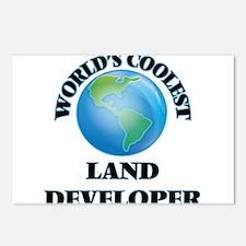 Land Developer Postcards (Package of 8)