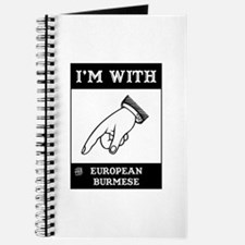 I'm With The Burmese Journal