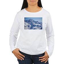 Snowy Peak Long Sleeve T-Shirt