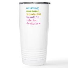 Interior Designer Travel Mug