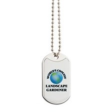 Landscape Gardener Dog Tags
