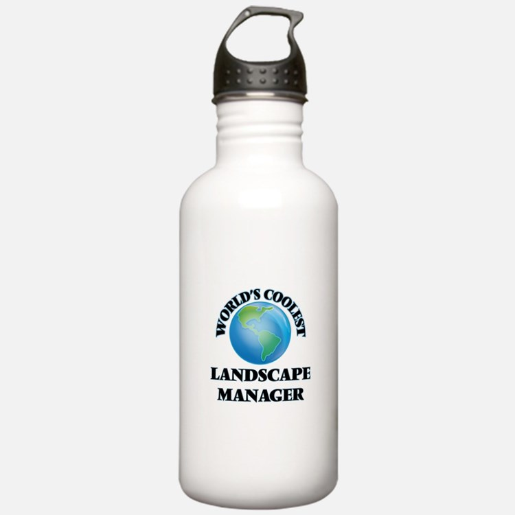 Landscape Manager Water Bottle
