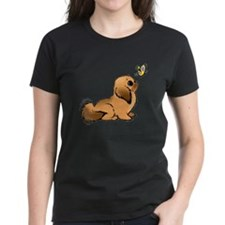 Puppy And Butterfly T-Shirt