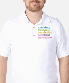 Awesome Journalist T-Shirt