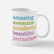 Awesome Journalist Mug