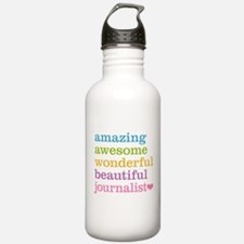 Awesome Journalist Water Bottle