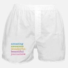 Awesome Journalist Boxer Shorts