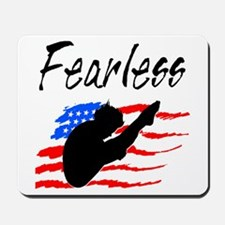 FEARLESS DIVER Mousepad