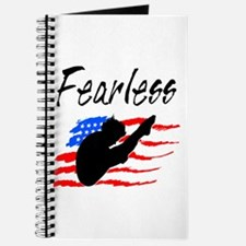 FEARLESS DIVER Journal