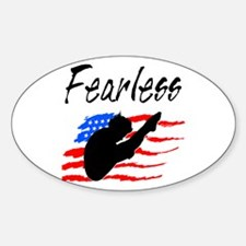 FEARLESS DIVER Decal