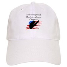 DIVER PRAYER Baseball Cap