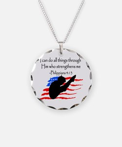 DIVER PRAYER Necklace