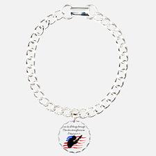 DIVER PRAYER Charm Bracelet, One Charm