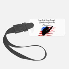 DIVER PRAYER Luggage Tag