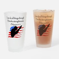 DIVER PRAYER Drinking Glass