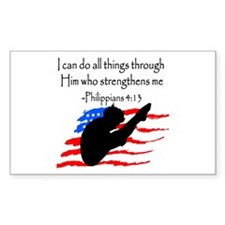 DIVER PRAYER Decal