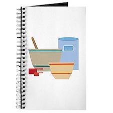 Cooking Utensils Journal