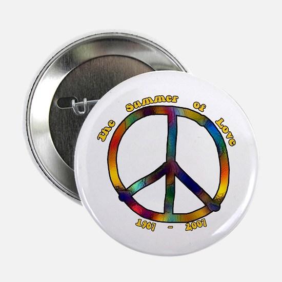 Summer of Love 1967 Button