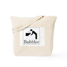 Milwaukee Water Fountain Tote Bag