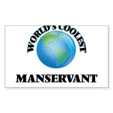 Manservant Decal