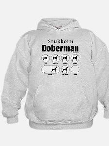 Stubborn Dobie v2 Hoodie