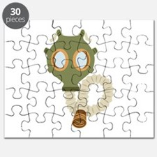 Gas Mask Puzzle