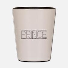 I'm a prince Shot Glass