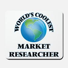 Market Researcher Mousepad