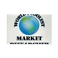 Market Researcher Magnets