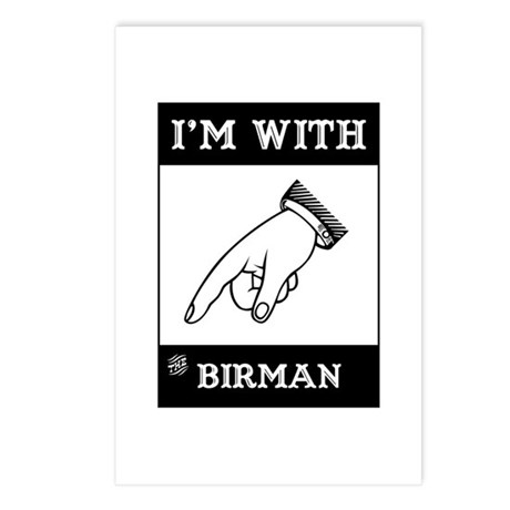 I'm With The Birman Postcards (Package of 8)