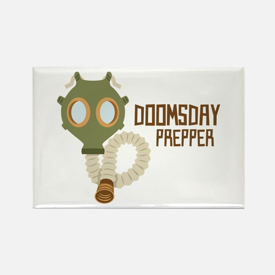 Doomsday Prepper Magnets