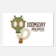 Doomsday Prepper Postcards (Package of 8)