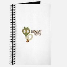 Doomsday Prepper Journal