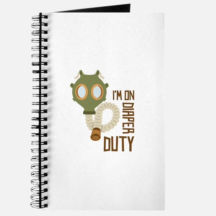 Diaper Duty Journal