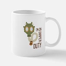 Diaper Duty Mugs