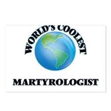 Martyrologist Postcards (Package of 8)