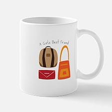 Girls Best Friend Mugs