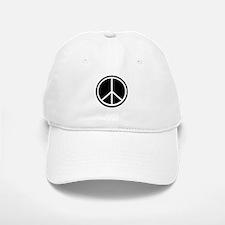 10x10-Apparel-Dark-Peace-White.png Baseball Baseball Baseball Cap