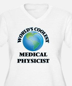 Medical Physicist Plus Size T-Shirt