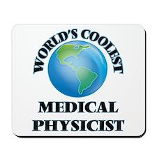 Medical Physicist Mousepad