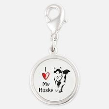 I {heart} My Husky Charms